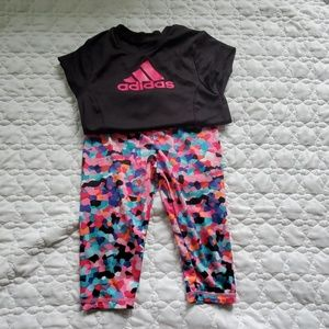 Adidas 3T Matching Outfit